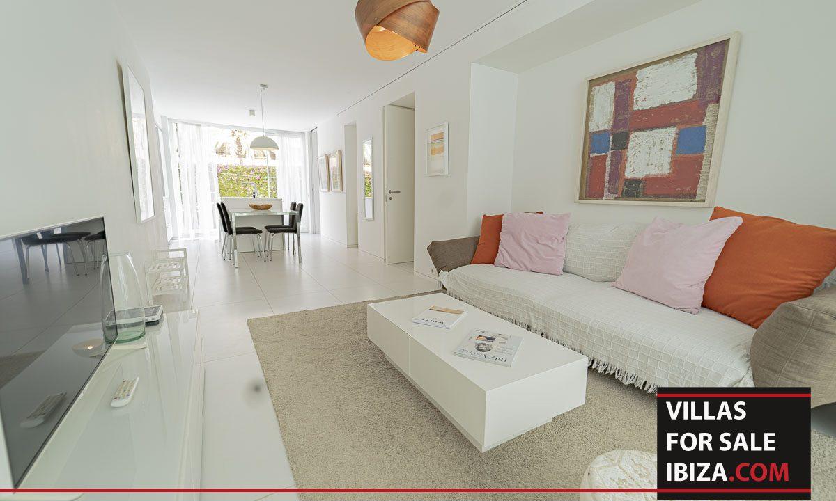 Villas for sale Ibiza - Patio Blanco Ground floor Roto 15