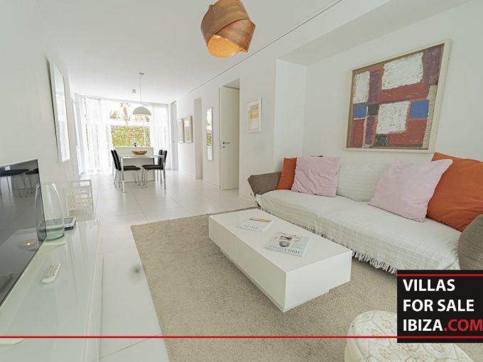 Villas for sale Ibiza - Patio Blanco Ground floor Roto