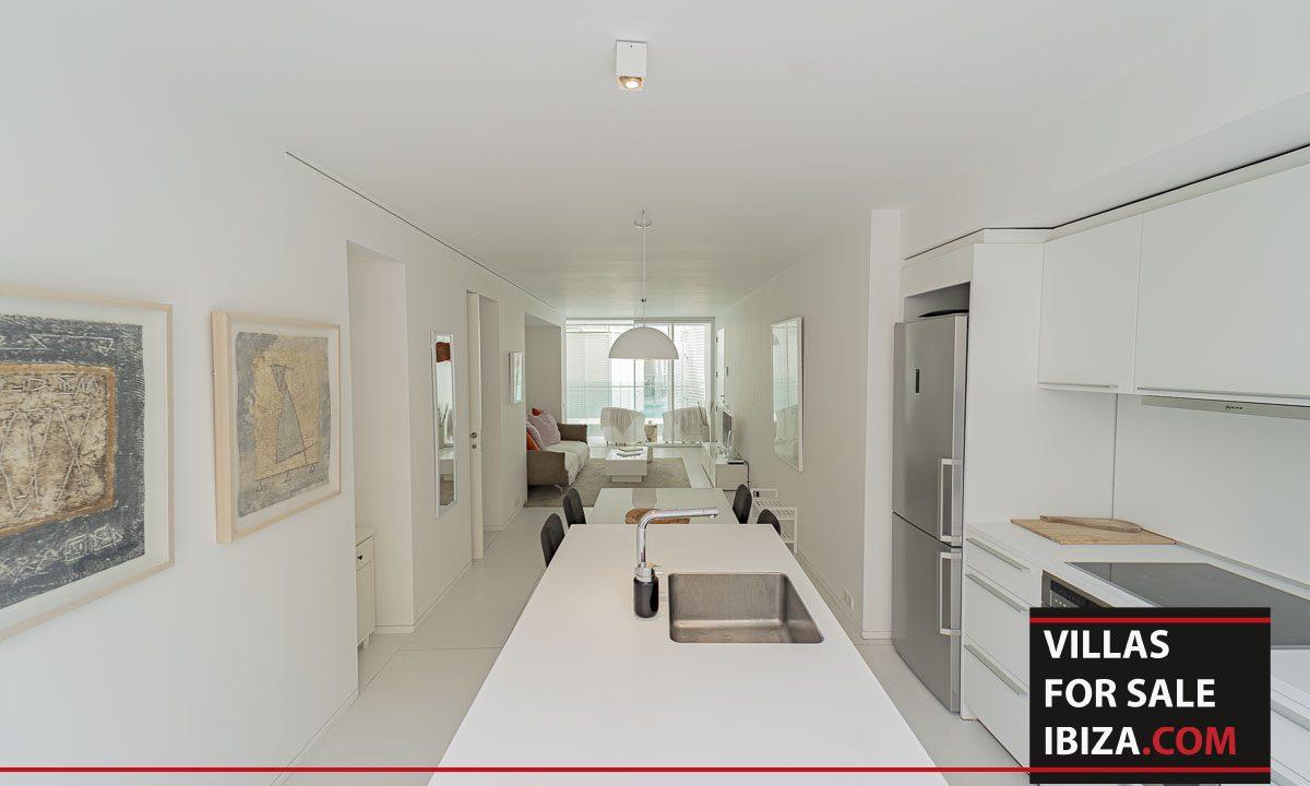 Villas for sale Ibiza - Patio Blanco Ground floor Roto 9