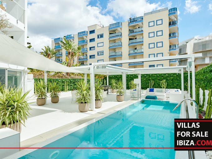 Villas for sale Ibiza - Apartment Patio Blanco Destino