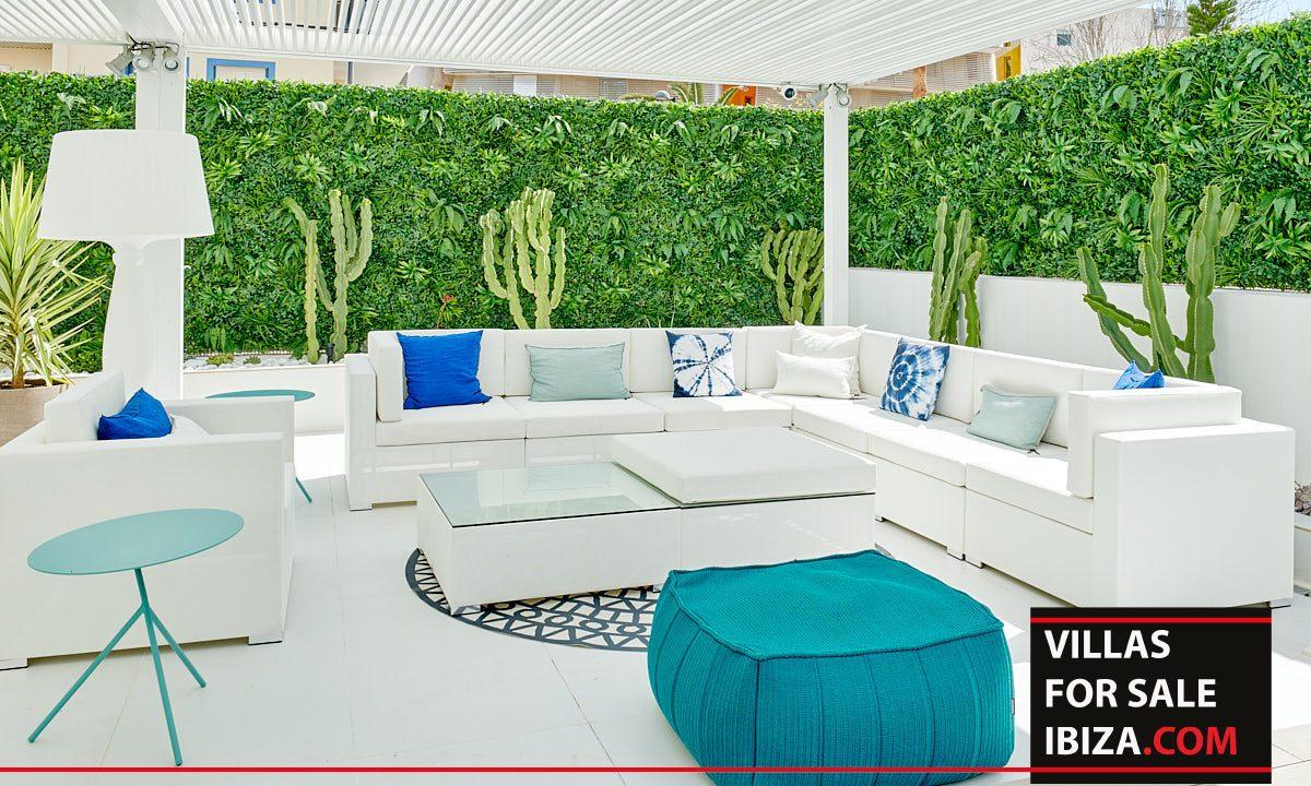 Villas for sale Ibiza - Apartment Patio Blanco Destino 1