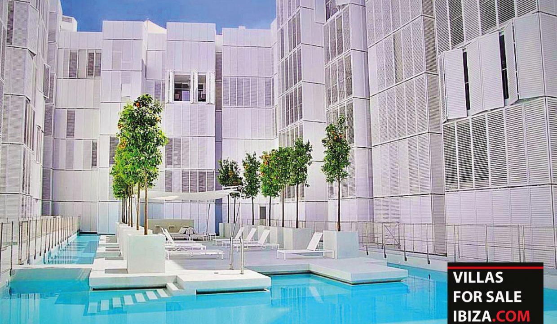 Villas for sale Ibiza - Apartment Patio Blanco Destino 22