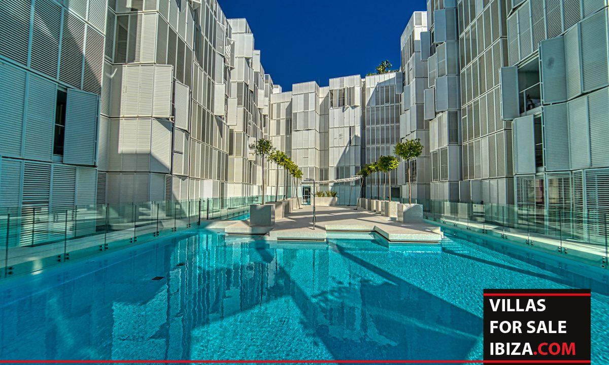 Villas for sale Ibiza - Apartment Patio Blanco Destino 24
