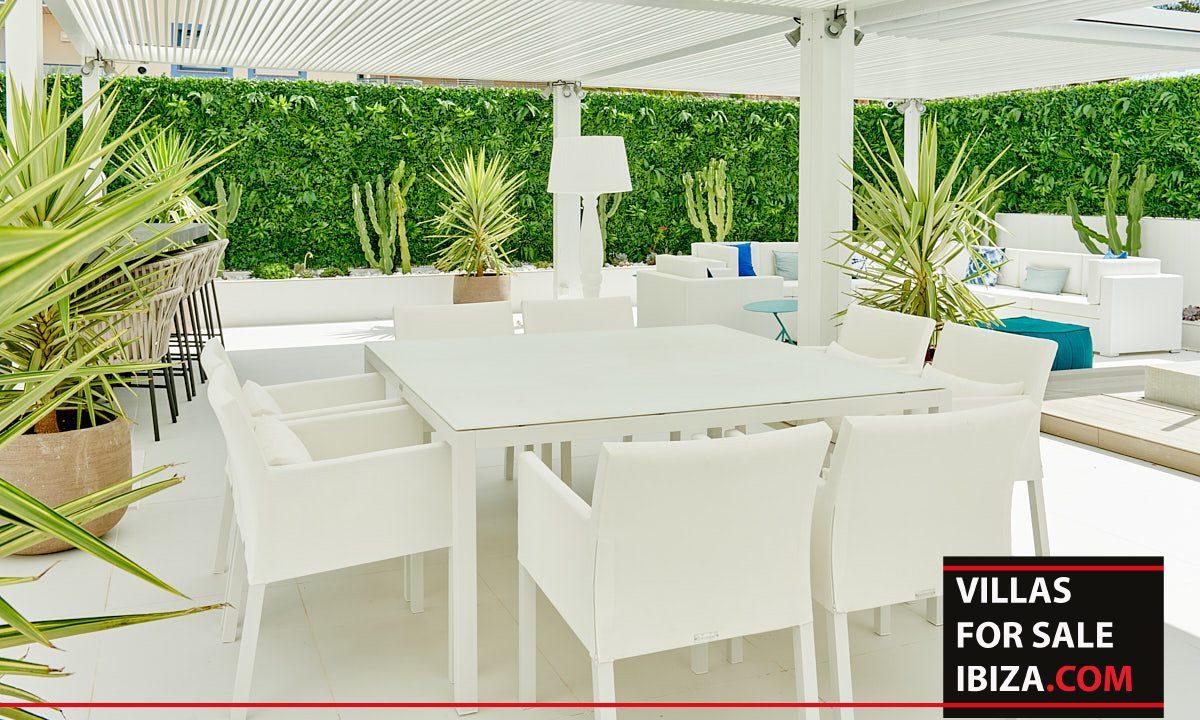 Villas for sale Ibiza - Apartment Patio Blanco Destino 4