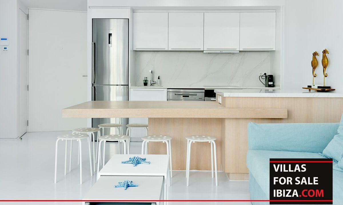 Villas for sale Ibiza - Apartment Patio Blanco Destino 9
