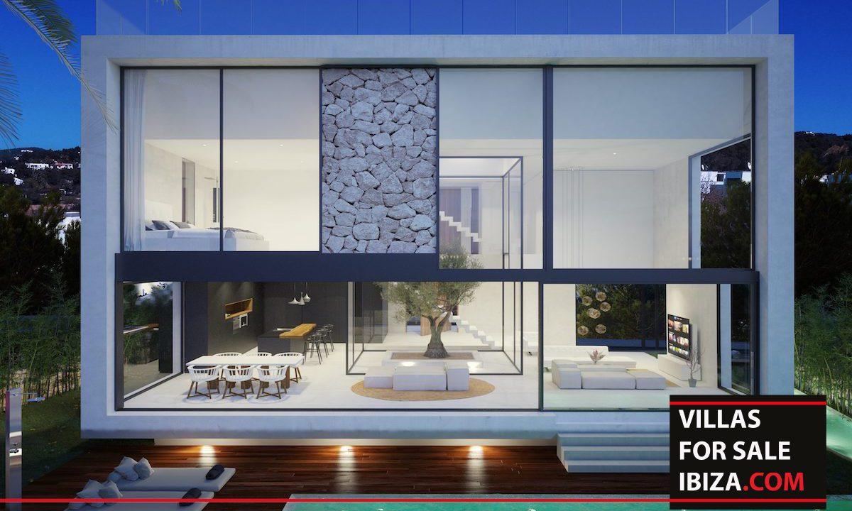 Villas for sale Ibiza - Villa W 1