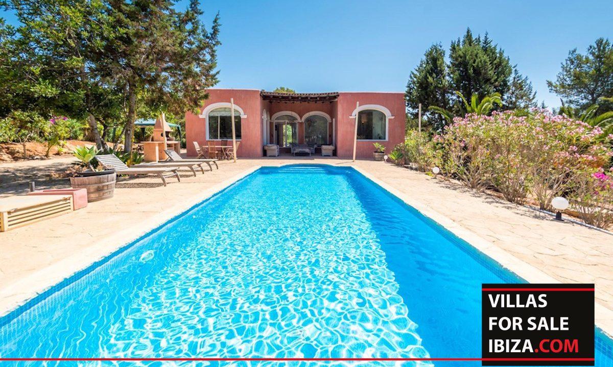 villlas for sale Ibiza - Villa Rosa 19