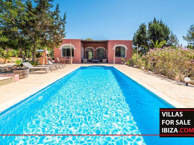 villlas for sale Ibiza - Villa Rosa