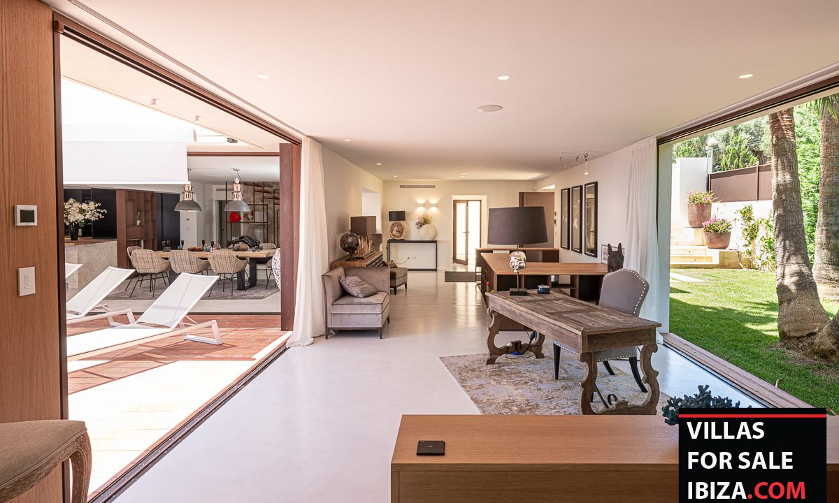 Villas for sale Ibiza - Villa Cap Martinet 1