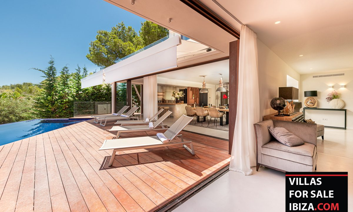 Villas for sale Ibiza - Villa Cap Martinet 2
