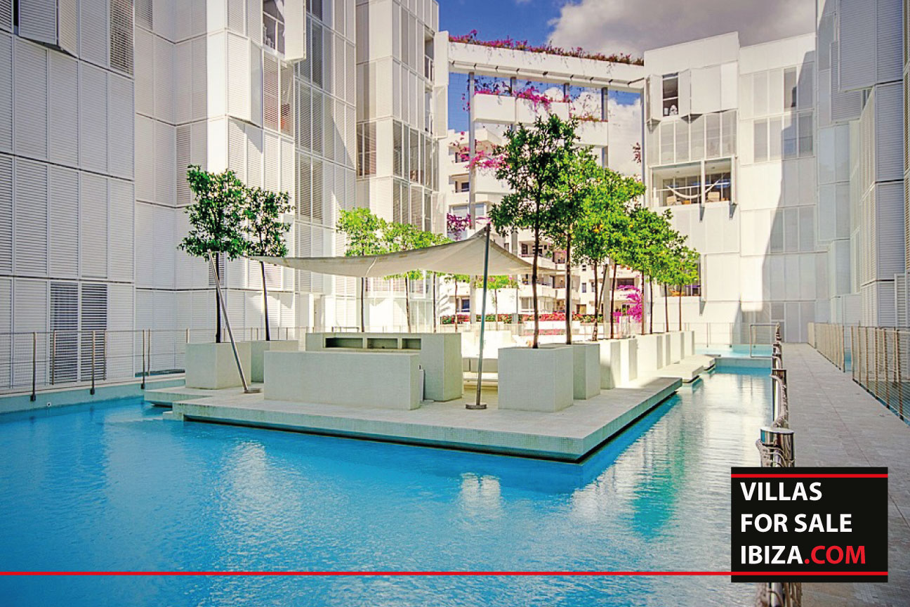 Apartment for sale ibiza Patio Blanco One