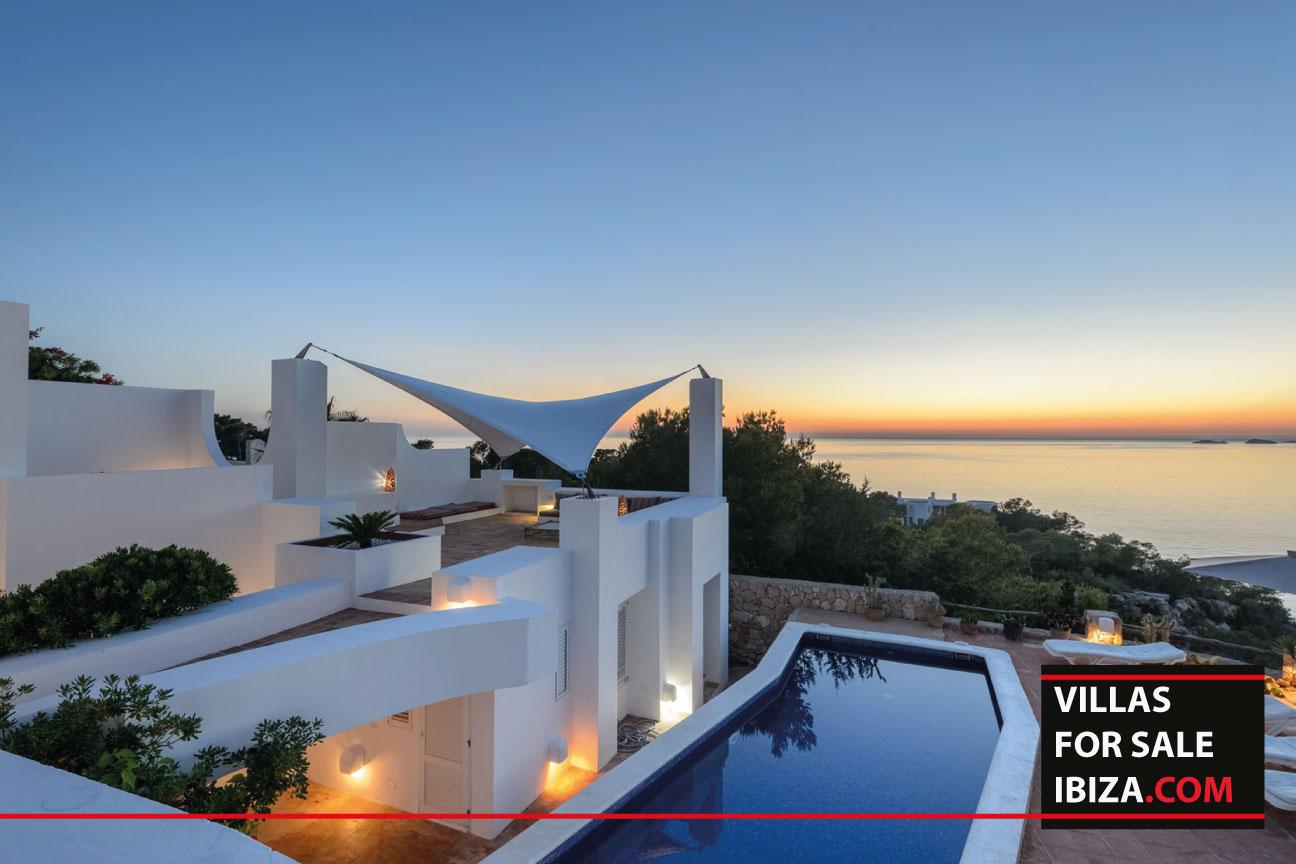Villa for sale Ibiza Villa Sunset Vadella