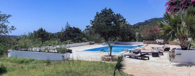 Villas for sale Ibiza - Villa Hacienda 1