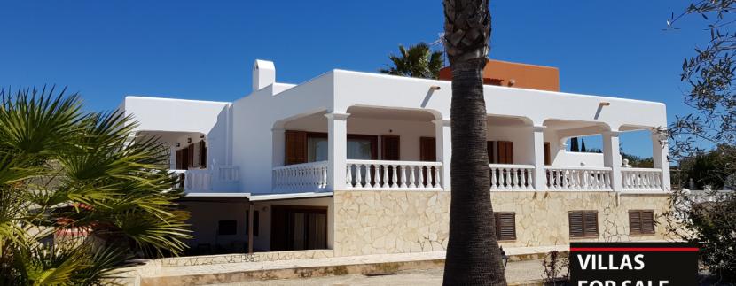 Villas for sale ibiza villa Triangulo