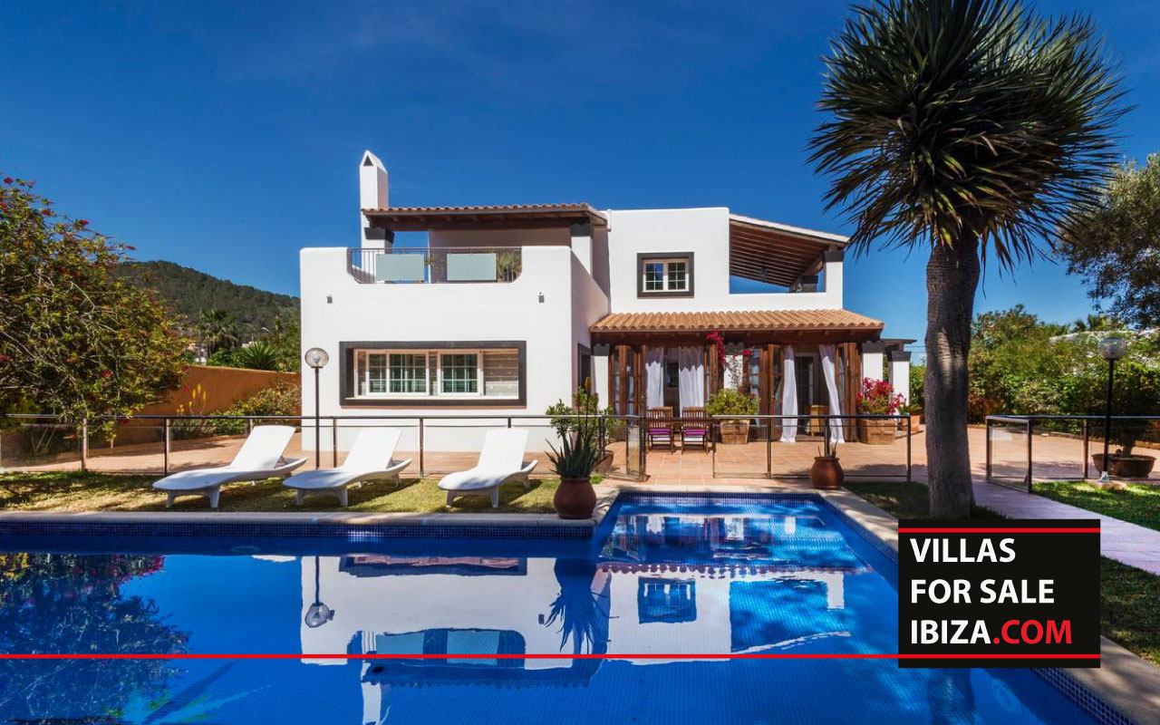 Villas for sale Ibiza -Villa Rocca