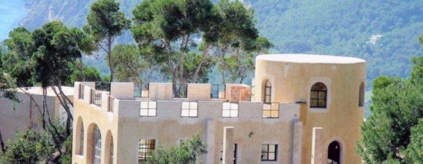 Villas for sale Ibiza Mansion Lichtenstein