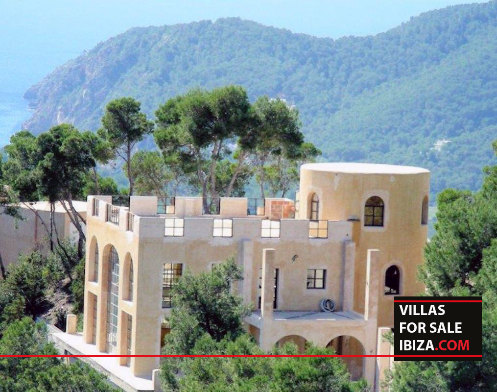 Villas for sale Ibiza Mansion Lichtenstein