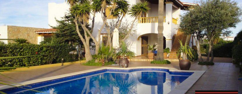 Villas for sale Ibiza villa Fransia
