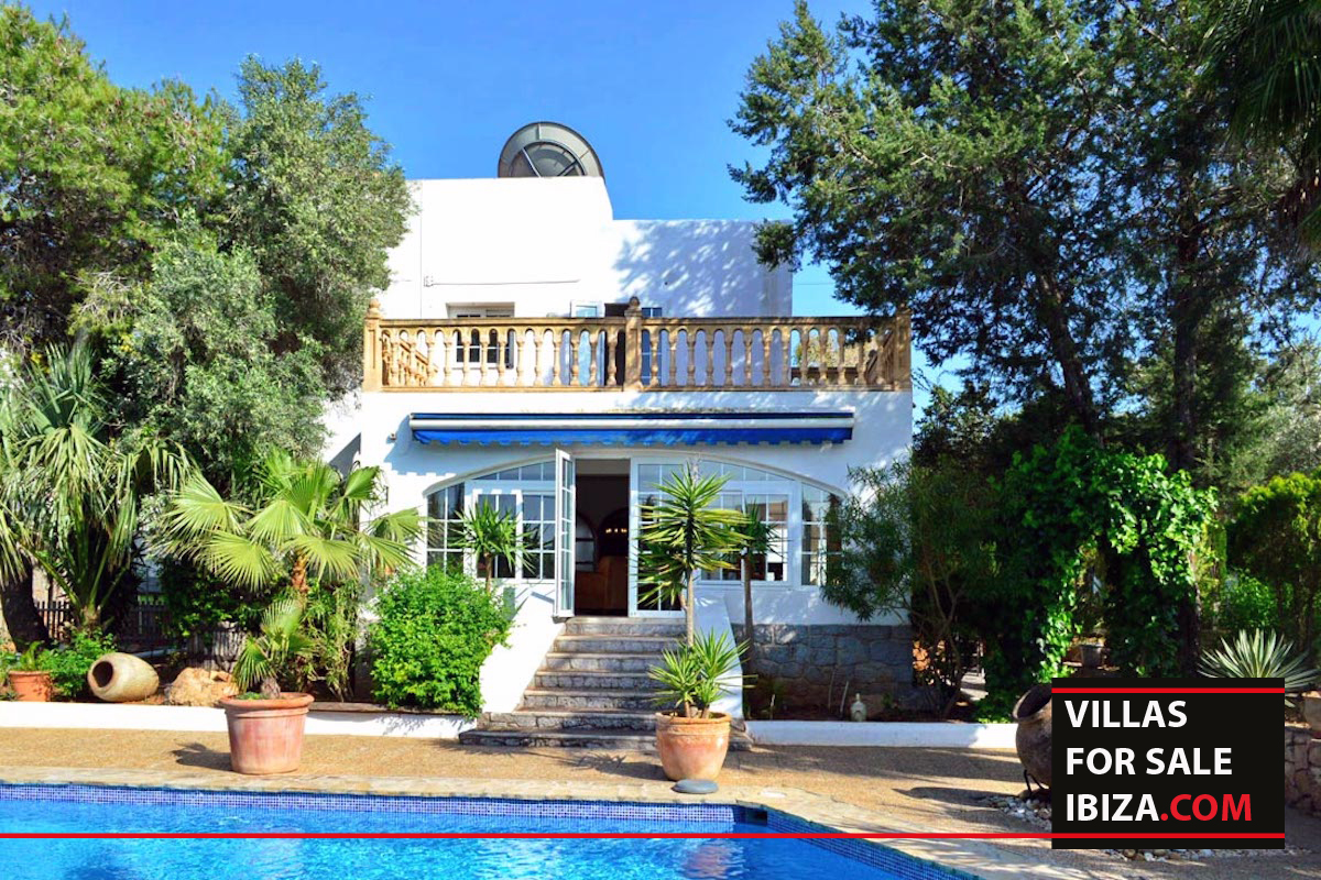 Villas for sale ibiza Villa David 5