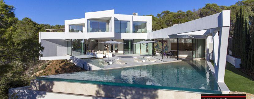 Villas for sale Ibiza Villa Pythagorean