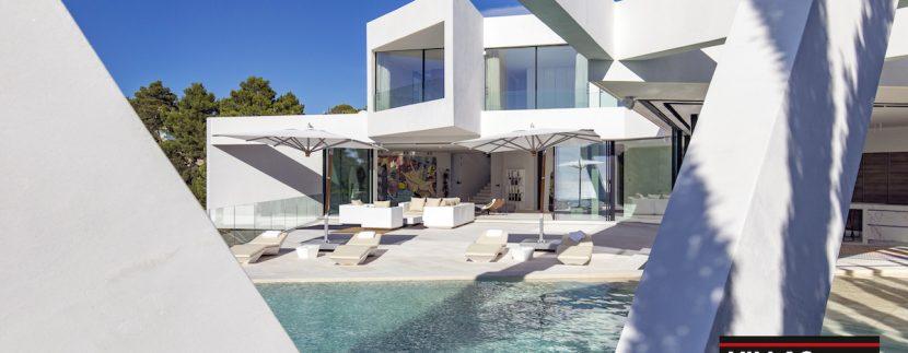Villas for sale Ibiza Villa Pythagorean 2