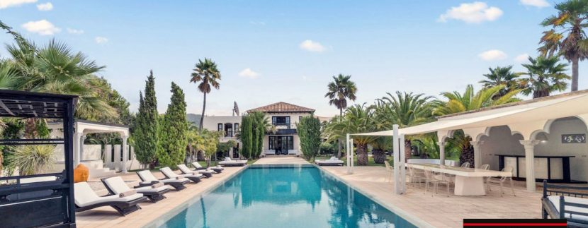Villas for sale Ibiza - Mansion Jondal - € 6100000 1