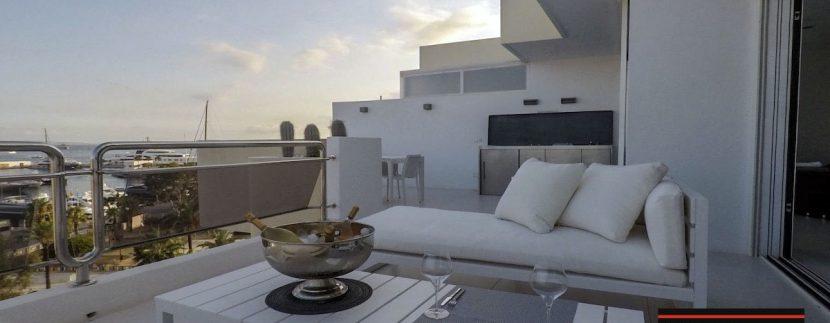 Villas for sale ibiza Penthouse White Dream 4