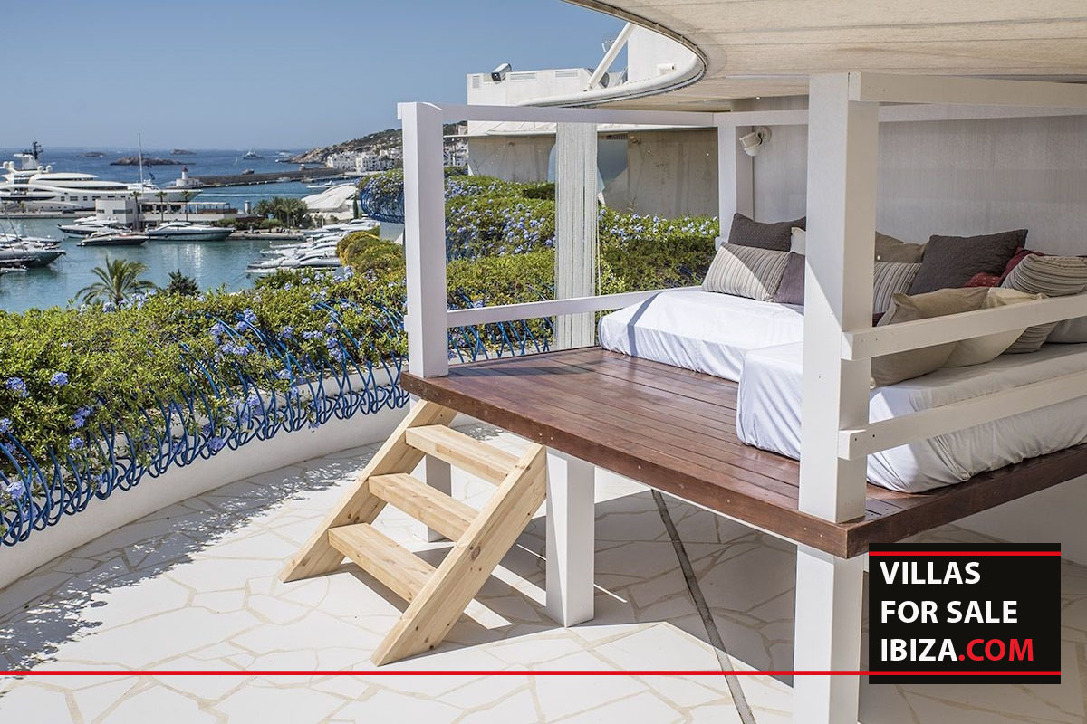 Penthouse for sale - Las boas Ibiza - Villas for sale Ibiza