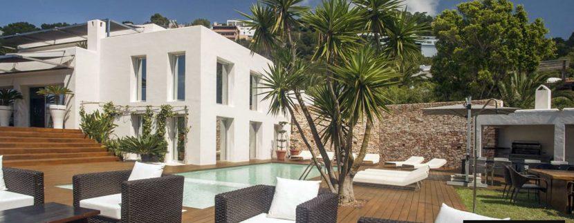 Villas for sale Ibiza - Villa Moonrocket - Salinas 2