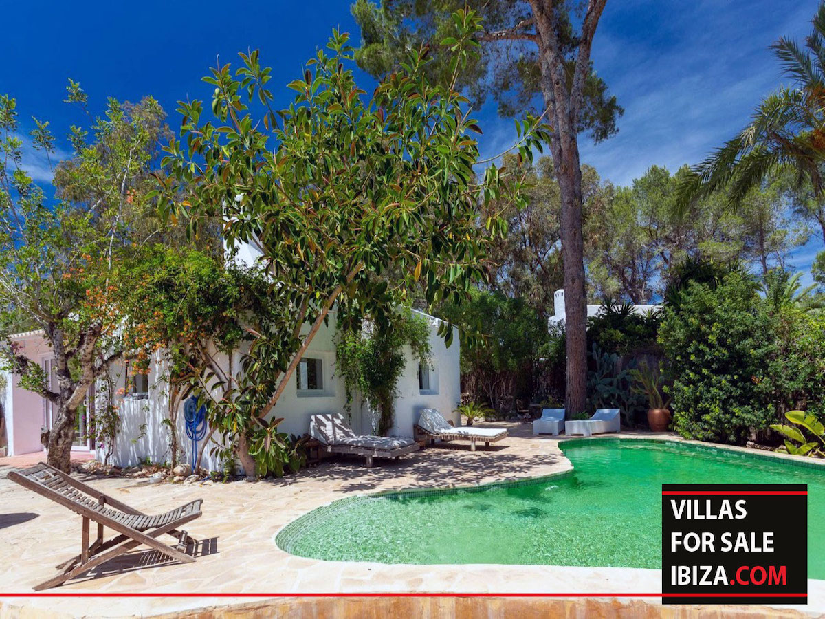 Villas for sale Ibiza - Villa Privilege