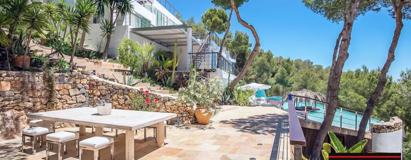 Villas for sale Ibiza - Villa Rock 1