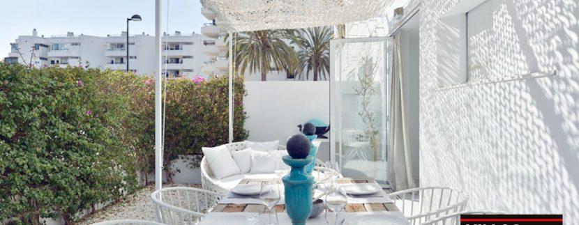 Villas for sale ibiza - Patio Blanco Garden 20