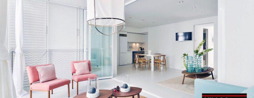 Villas for sale ibiza - Patio Blanco Garden 4