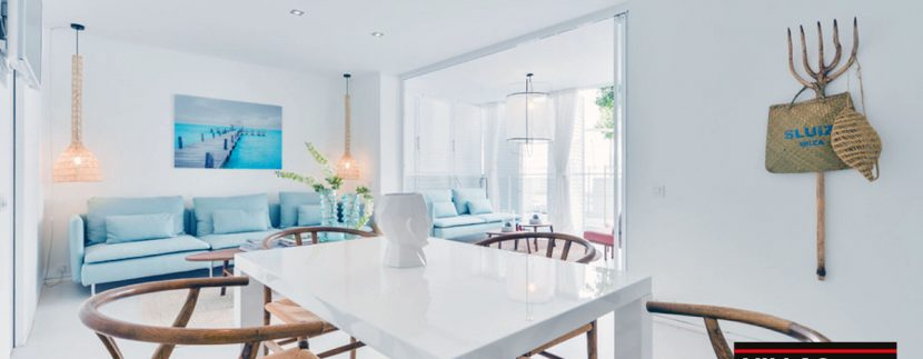 Villas for sale ibiza - Patio Blanco Garden 9