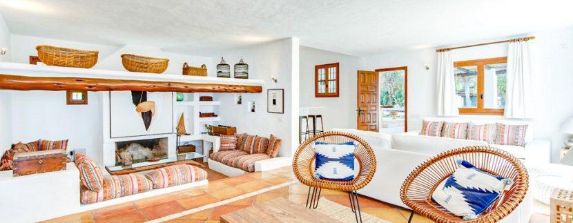 Villa for sale Ibiza - Finca Lluna 10