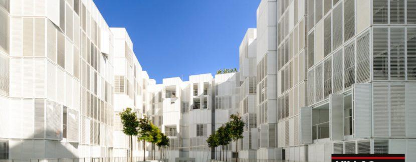 Villas for sale Ibiza -Patio blanco Heart 22