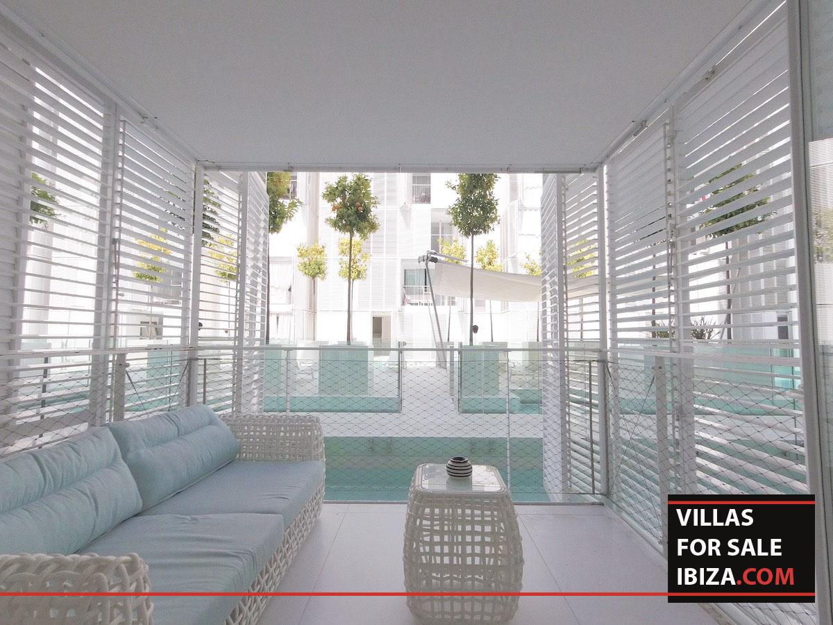 Villas for sale Ibiza - Apartment Patio Blanco Lio