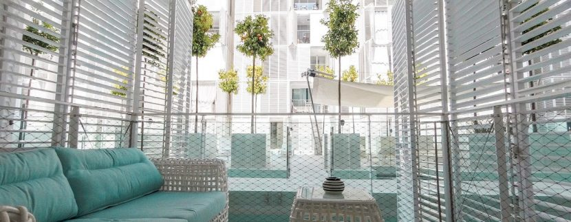Villas for sale Ibiza - Apartment Patio Blanco Lio 9
