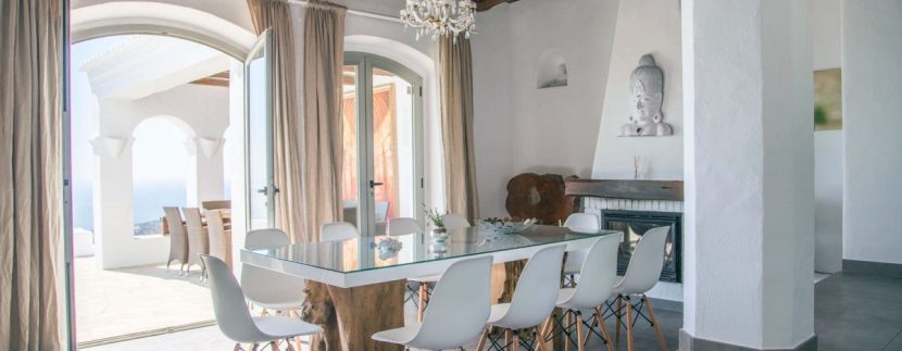 Villa Vista Vedra with guesthouse and touristic license 12