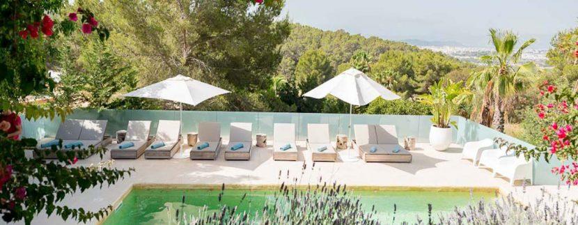 Villas for sale ibiza - Apartment Ses Torres 19