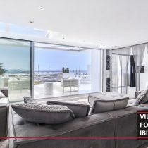 Villas for sale Ibiza - Penthouse White Dream