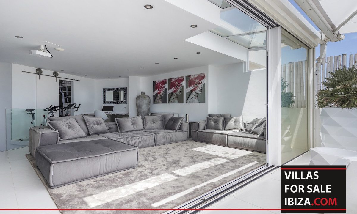 Villas for sale Ibiza - Penthouse White Dream 1