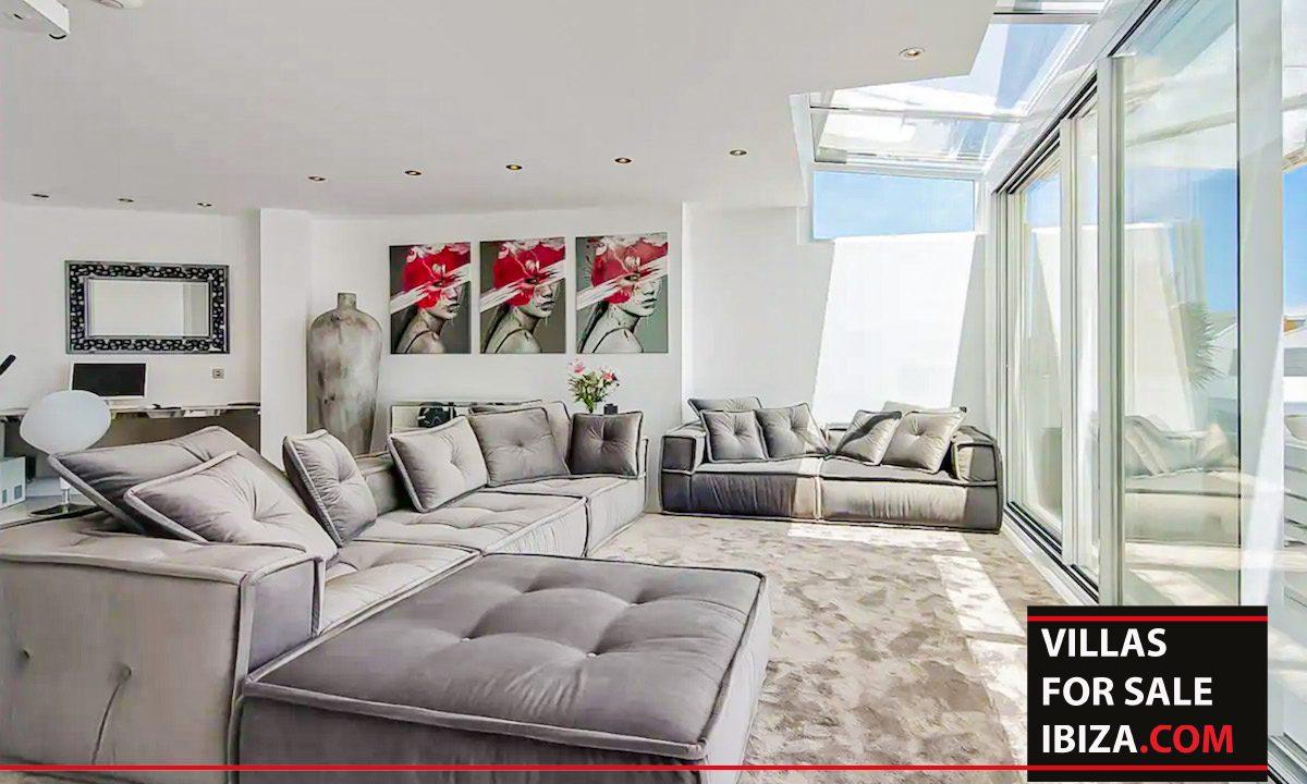 Villas for sale Ibiza - Penthouse White Dream 10