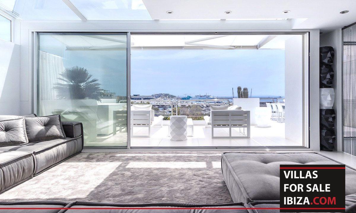 Villas for sale Ibiza - Penthouse White Dream 12