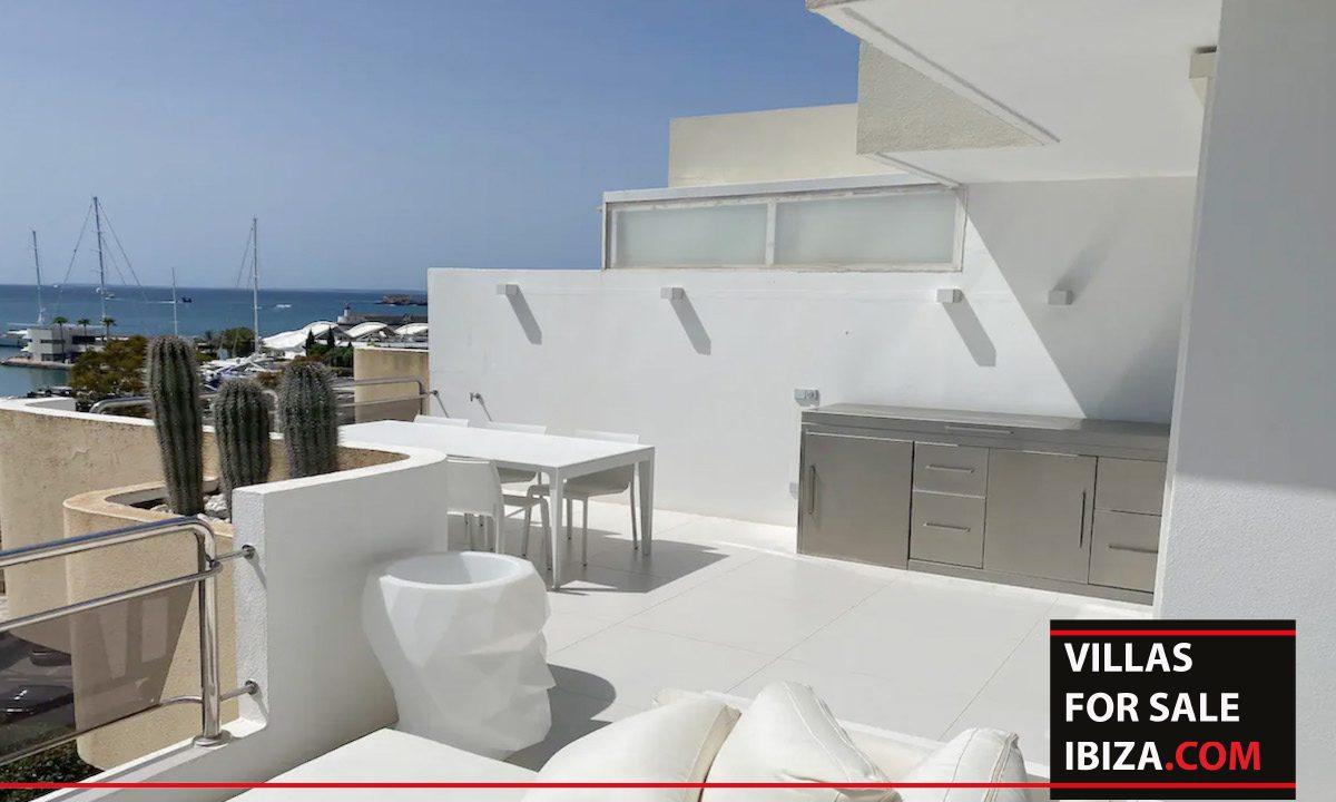 Villas for sale Ibiza - Penthouse White Dream 22
