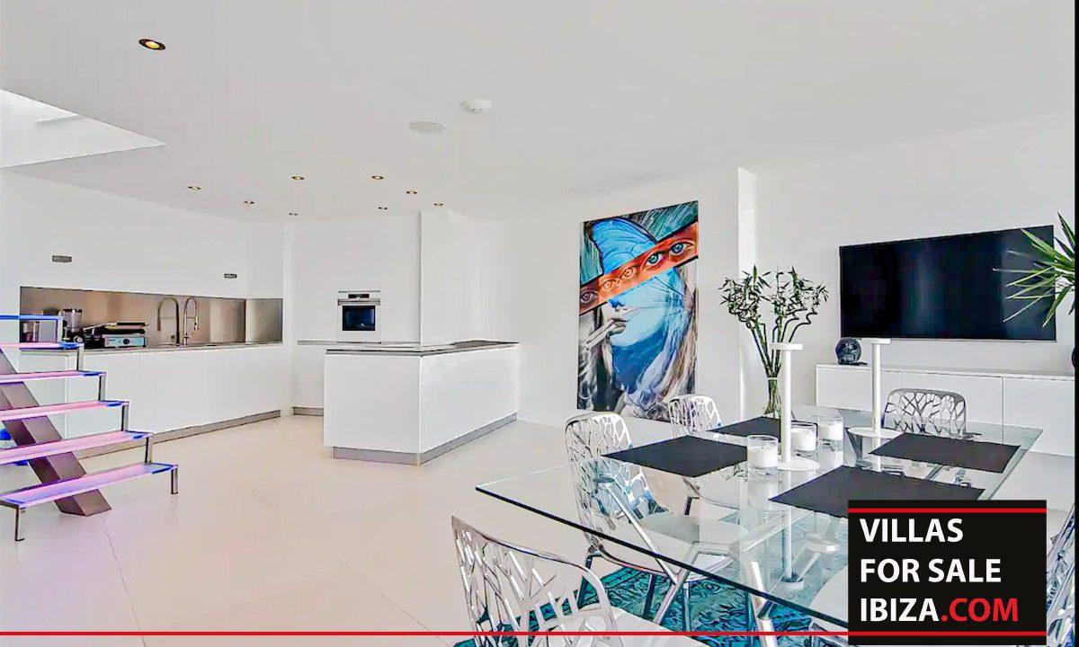Villas for sale Ibiza - Penthouse White Dream 24