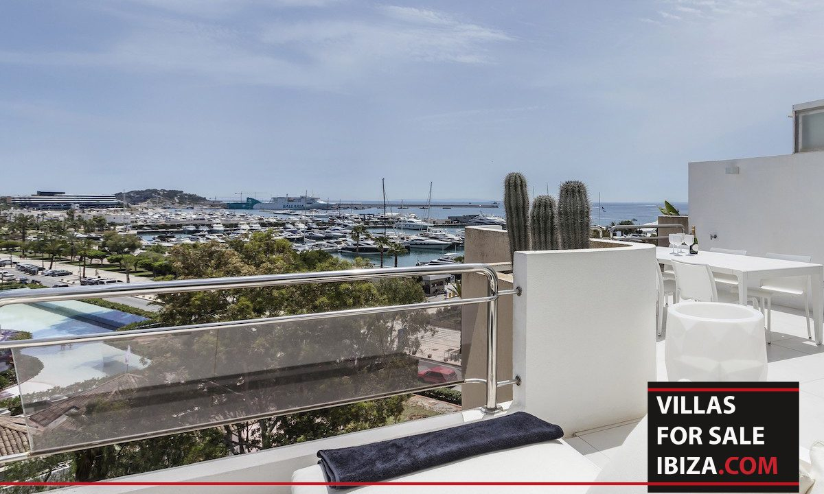 Villas for sale Ibiza - Penthouse White Dream 25