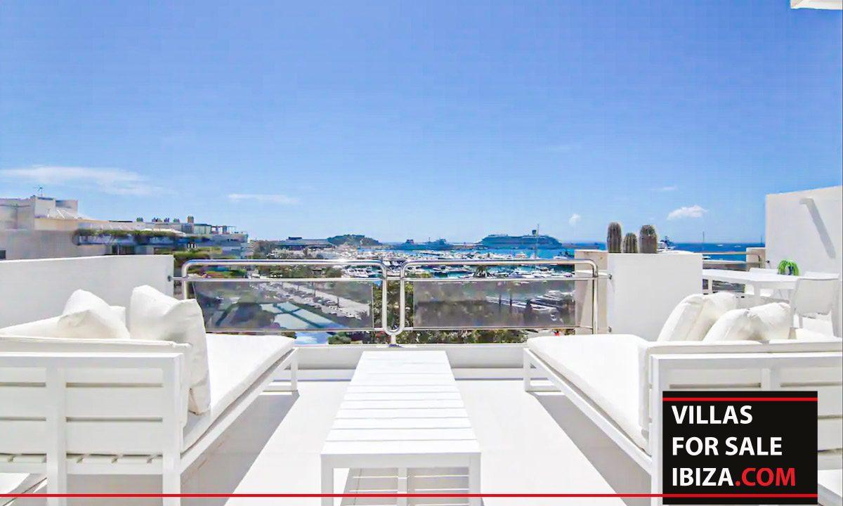 Villas for sale Ibiza - Penthouse White Dream 5