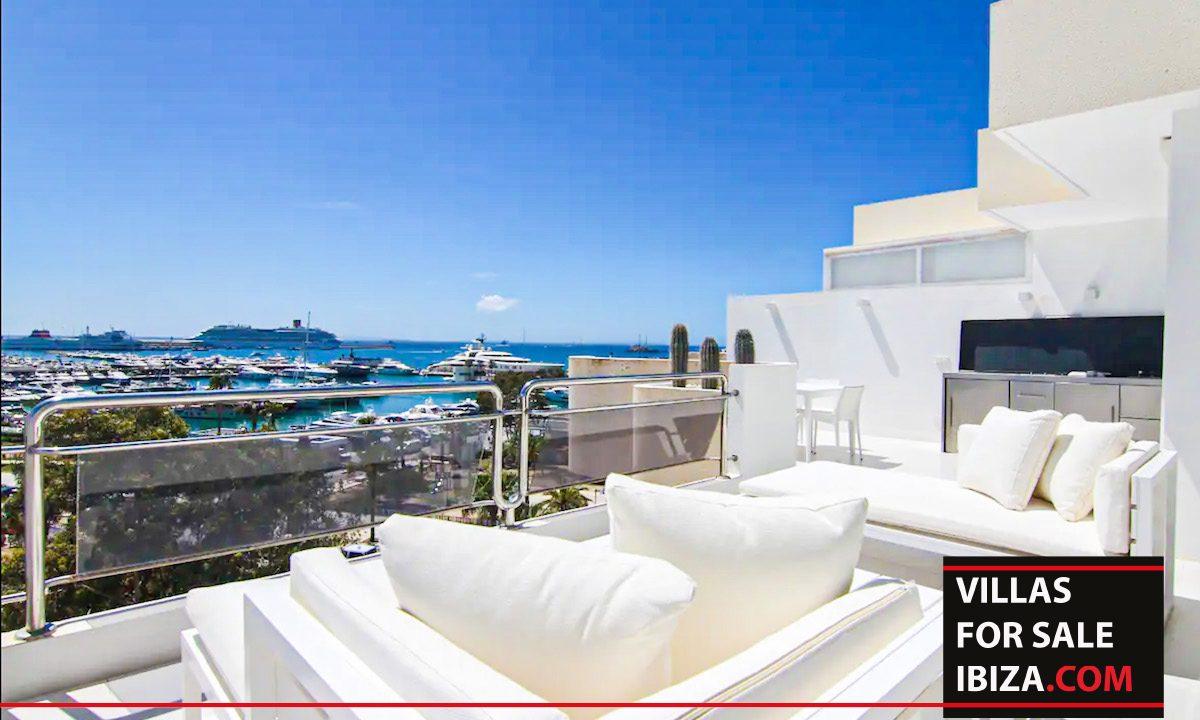 Villas for sale Ibiza - Penthouse White Dream 7