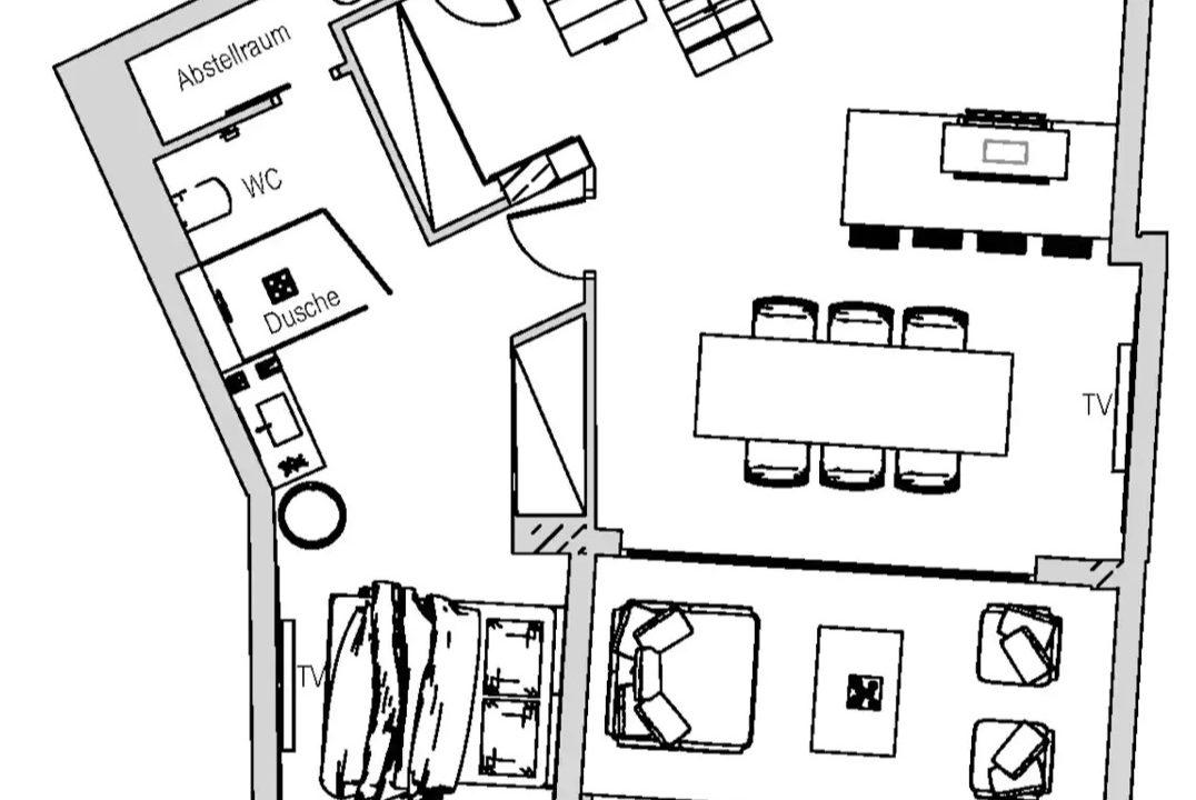 Villas for sale Ibiza - Penthouse White Dream Foor 2